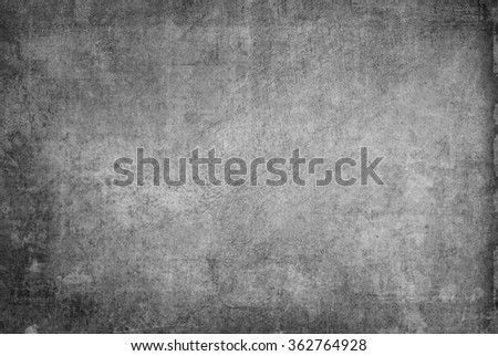 highly Detailed textured grunge background frame with space for your projects  #362764928