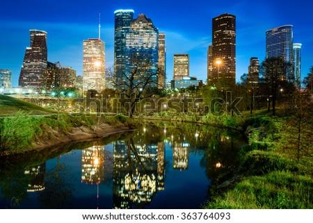 A view of Houston Texas