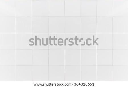 White Tiles  wall texture