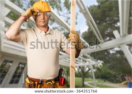 Construction Worker. #364351766