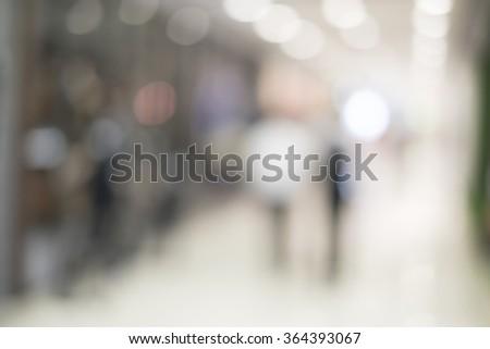 Blur image  business center #364393067