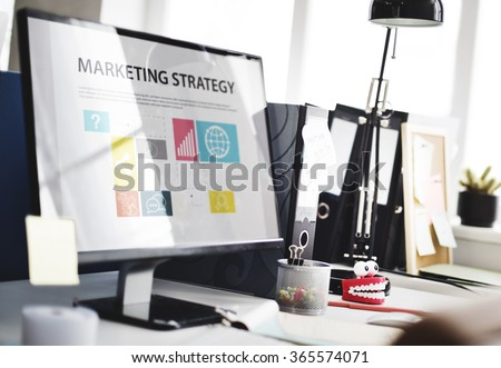 Marketing Strategy Planning Strategy Concept #365574071