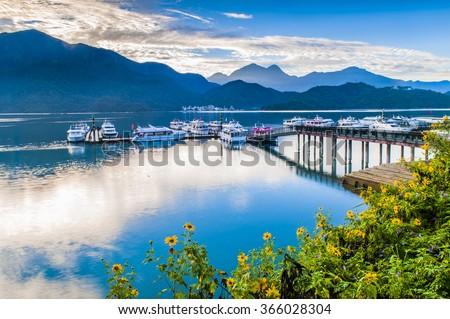 Sun Moon Lake, Nantou, Taiwan #366028304