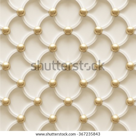 White architectural background with a pattern
