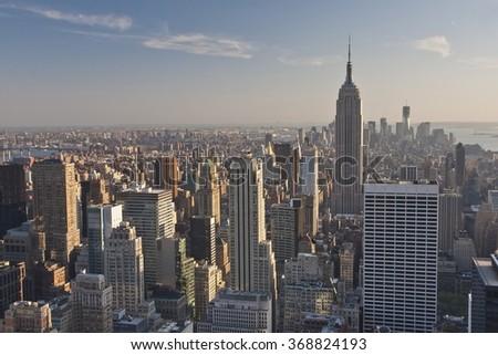 New York - Skyline #368824193