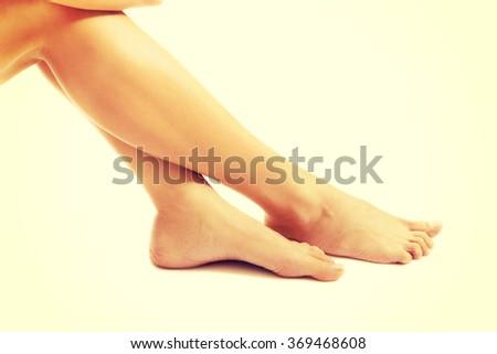 Perfect female legs #369468608