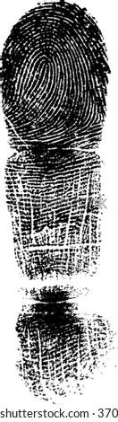 Full Single Fingerprint #3704539