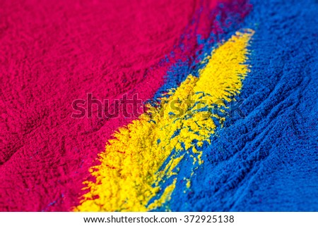 CMYK colour toner for printer cyan magenta yellow  #372925138