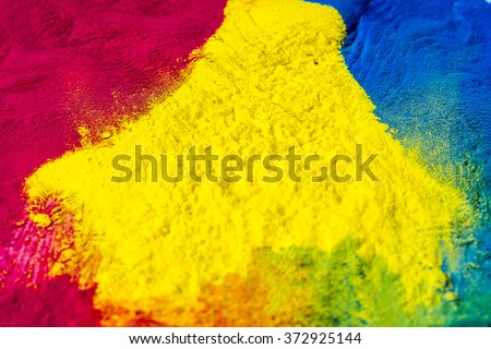 CMYK colour toner for printer cyan magenta yellow  #372925144