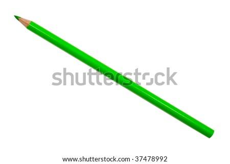 green pencil #37478992
