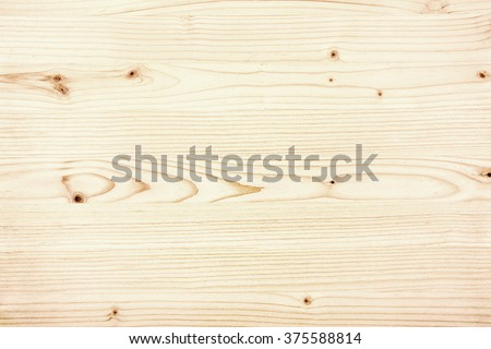 New fresh wooden surface with bright texture on it. Pine pattern. #375588814
