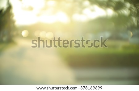 park (lens flare) #378169699