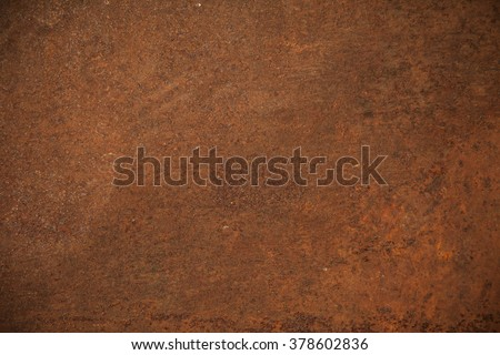 old metal iron rust texture Royalty-Free Stock Photo #378602836