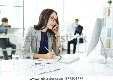 Busy working Royalty-Free Stock Photo #379206979