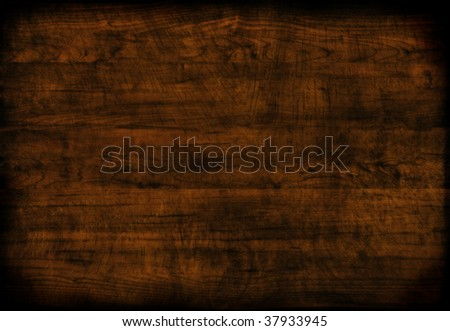 Aged wood texture #37933945