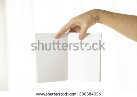 man's Hands #380384056