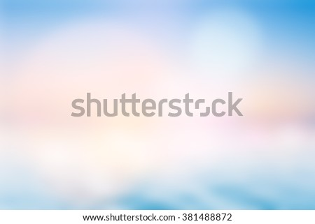 Abstract contemporary texture background - trendy health business website template with copy space. Blurred sunrise beach background. Summer holiday, Merry Christmas, Happy New Year 2016 2017 concept.