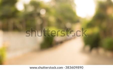 outdoor blur #383609890