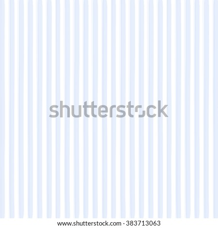 Blue Hand Painted Stripes Background