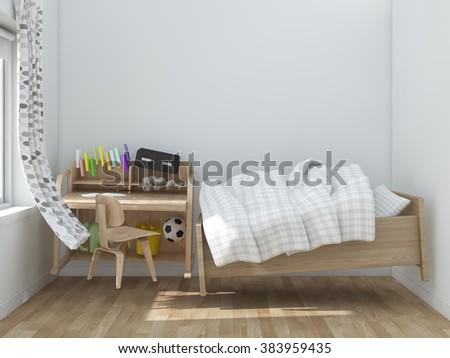 floating kids room #383959435
