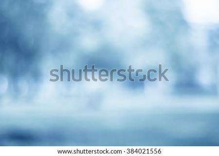 Blue blur background / Blur abstract background