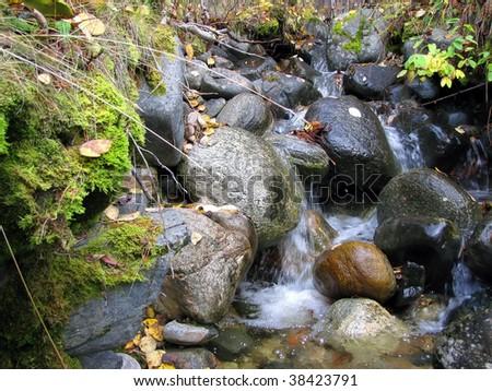 Small Waterfall #38423791
