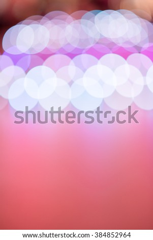 abstract bokeh background with colorful light / defocus light background #384852964
