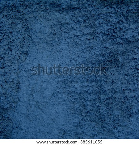 abstract blue background texture of concrete . Cement wall #385611055