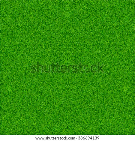 Green grass texture vector background Royalty-Free Stock Photo #386694139