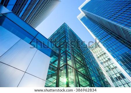 Skyscraper Office business building London #386962834