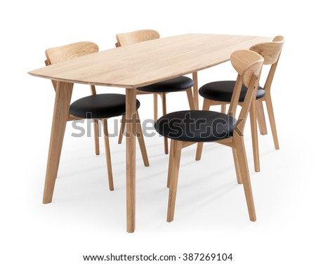 Dining Table and Chairs #387269104