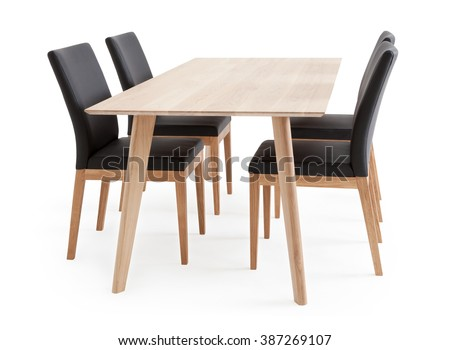 Dining Table and Chairs #387269107