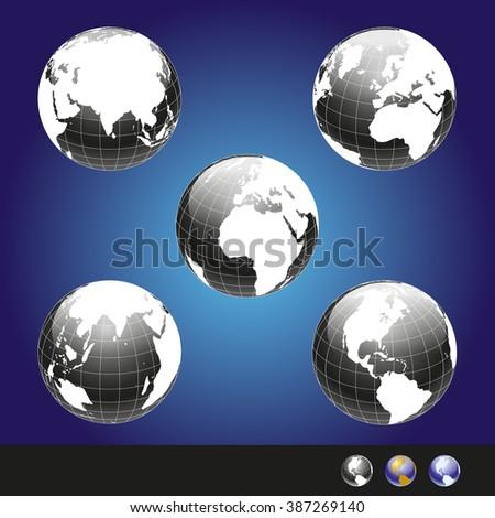 Globe #387269140