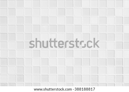 White and Grey the tile wall high resolution real photo or brick seamless and texture interior background.