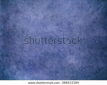 Blue grunge textured wall #388653184