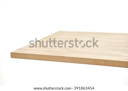 A studio photo of kitchen dining table #391863454