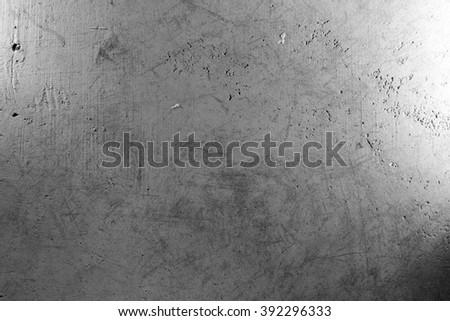 Closeup of textured grey wall #392296333
