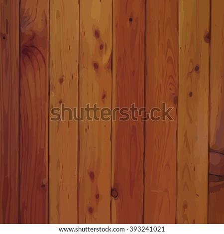 Grunge wood plank vector texture #393241021