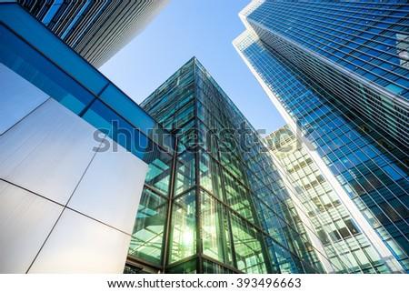 Skyscraper Office business building London #393496663