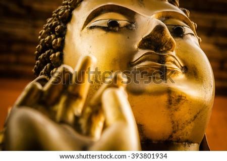 Golden Buddha, Chiang Mai, Thailand #393801934