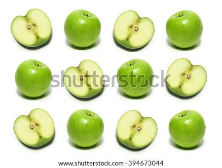 green apples #394673044