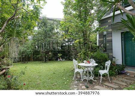 Garden #394887976