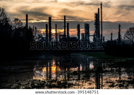 chemical industry #395148751