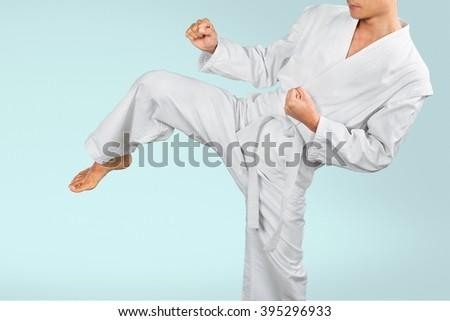 Karate. #395296933