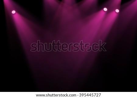 Pink & Purple stage background