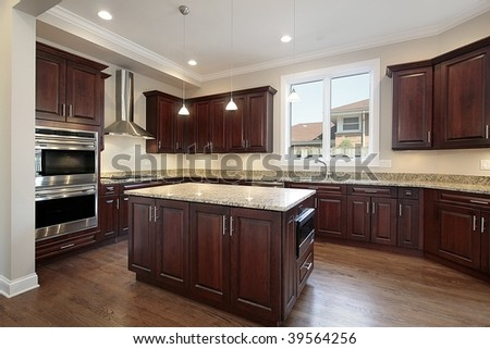 Kitchen in new construction home #39564256