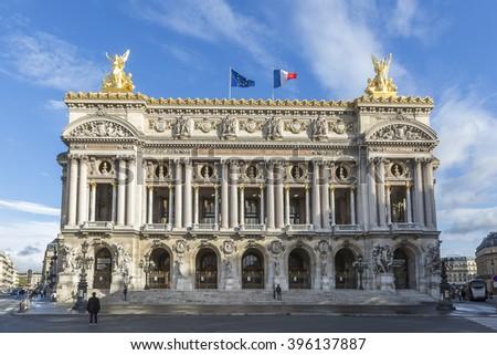 Paris France #396137887