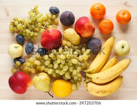 fresh fruits #397203706