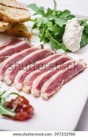 meat apptizer #397232986