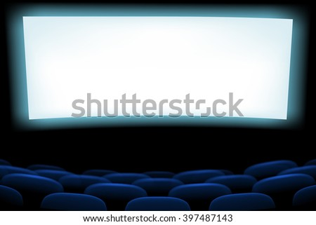 picure of cinema seats  #397487143